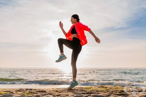 Физическа активност - изображение