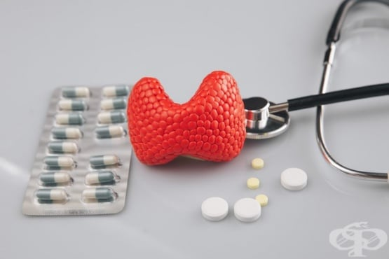 Хормонална терапия при хипотиреоидизъм - изображение