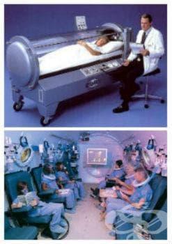 Хипербарна кислородна терапия - изображение