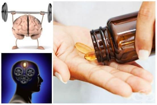 Избор на добавки за засилване на паметта и концентрацията - изображение