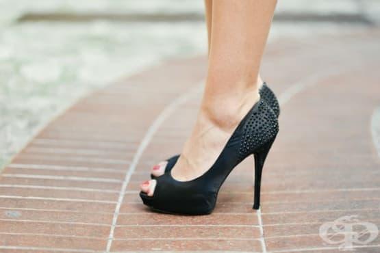 Избор на подходящи обувки - изображение