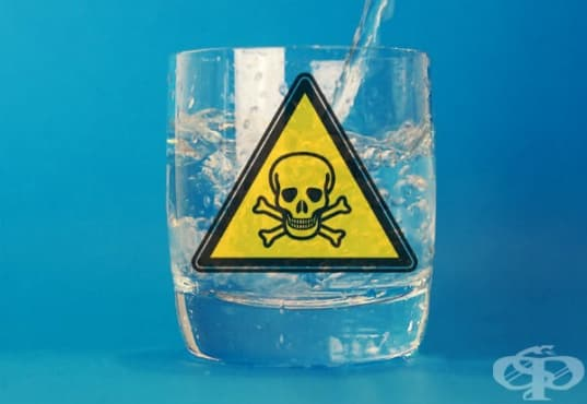 Избягване на замърсена вода - изображение