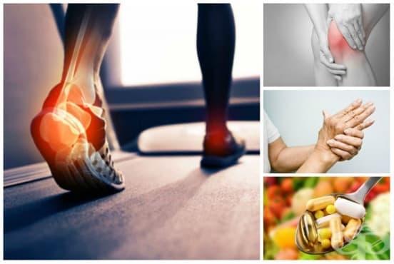 Кои добавки са ефективни при артрит? - изображение