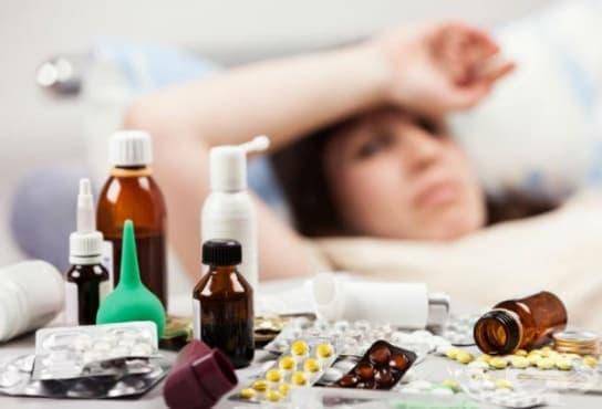 Лечение на грип - изображение