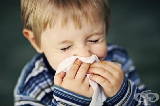 Лечение на грип при деца - изображение