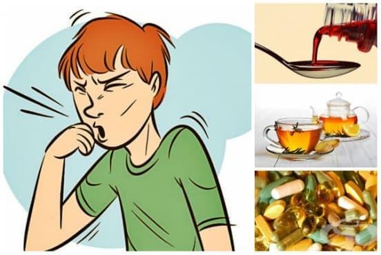 Лечение на кашлица - изображение