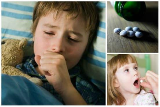 Лечение на коклюш (магарешка кашлица) - изображение