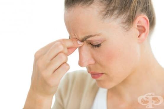 Лечение на синузит - изображение