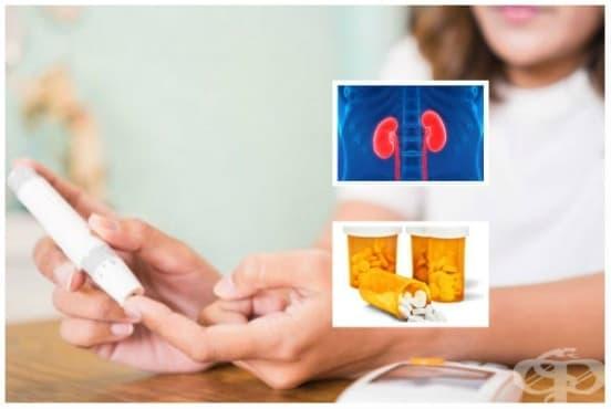Лечение при диабетна нефропатия - изображение