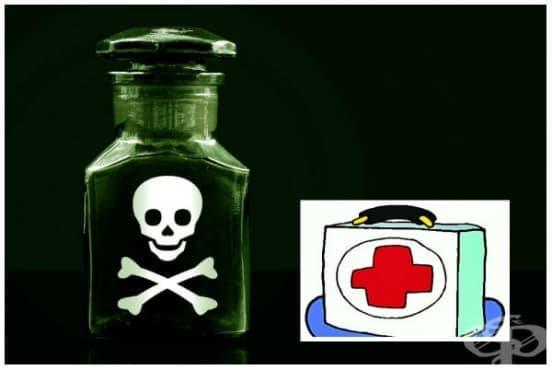 Лечение при остро отравяне - изображение