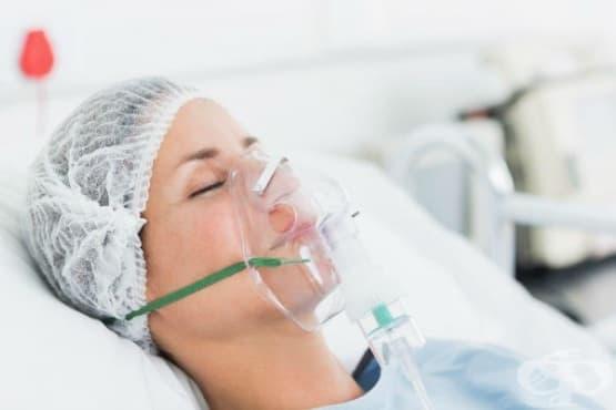 Лечение с кислород - изображение