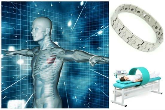 Лечение с помощта на магнитно поле (магнитотерапия) - изображение