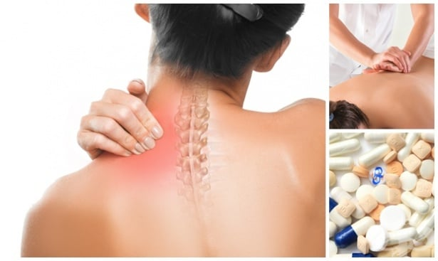 Лечение при остеофити (шипове) - изображение