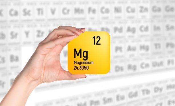 Лечебно действие на магнезия - изображение