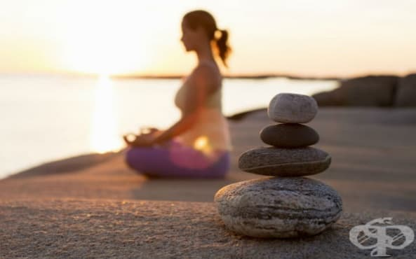 Медитацията като метод на лечение - изображение