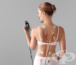 Метода на транскутанна електрическа стимулация на нерви - изображение