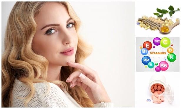 Най-добрите витамини за коса, кожа и нокти - изображение