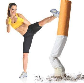 Никотин-заместваща терапия за отказ от тютюнопушене - изображение