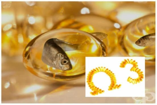 Омега-3 мастни киселини - изображение