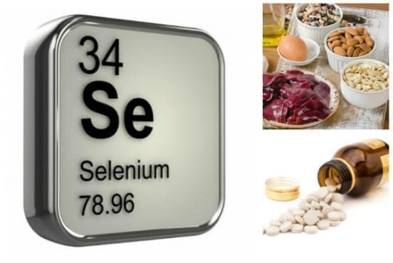 Полезни свойства на селен - изображение