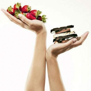 Промени в диетата - изображение