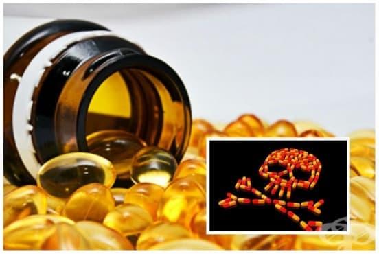 Рискове при прием на витамин А - изображение