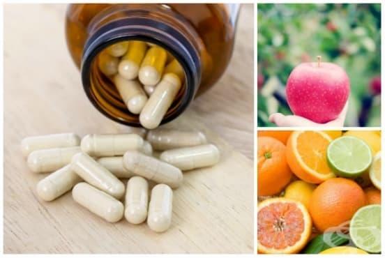 Рутин (витамин Р): полезни свойства и приложение - изображение