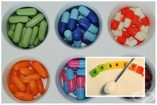 Сулфонилурейни препарати - изображение