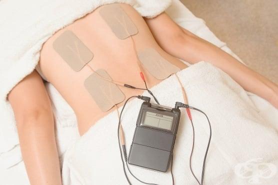 Транскутанна електрическа нервна стимулация - ТЕНС - изображение