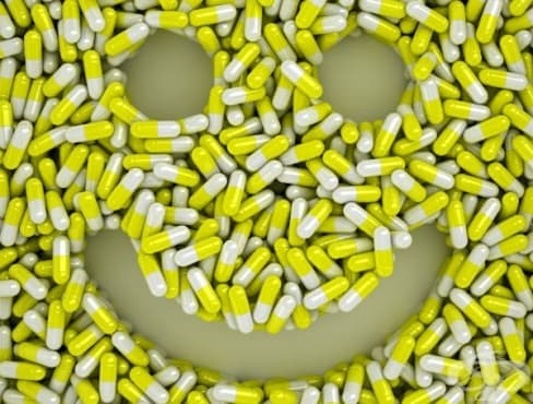 Трициклични антидепресанти - изображение