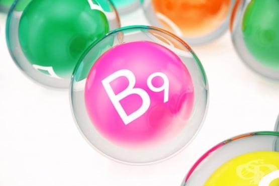 Витамин В9 (фолиева киселина)