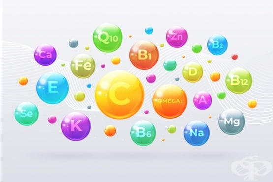 Витаминни добавки - изображение