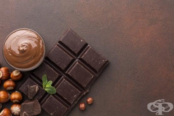 Ограничаване на консумацията на шоколад - изображение