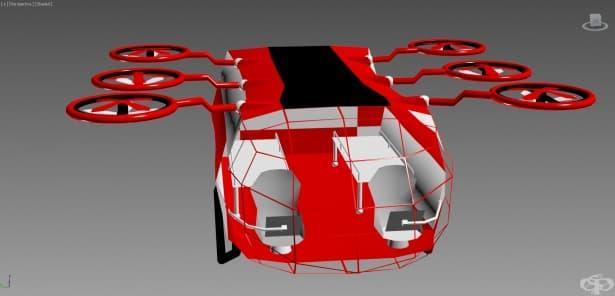 """""""Лудата Работилничка"""" с гордост представя своя нов проект - Автономна Въздушна Линейка (АВЛ) - изображение"""