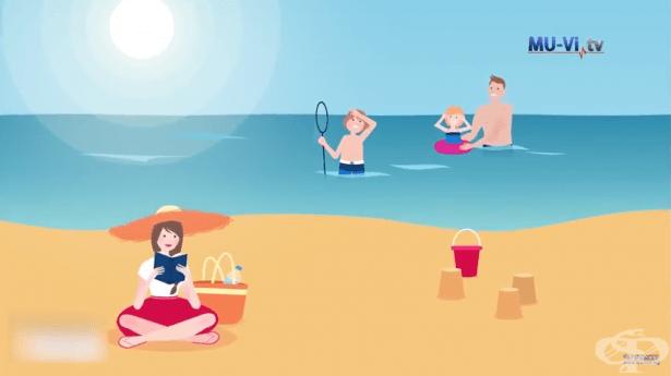 Колко е важно да се предпазим от слънчевите лъчи? - изображение