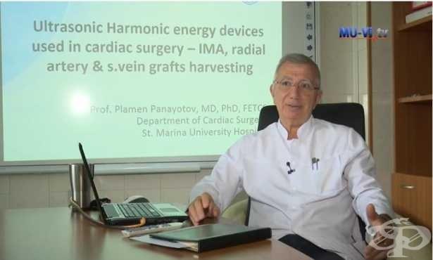"""Клиниката по кардиохирургия в УМБАЛ """"Св. Марина"""" с апаратура за минимално инвазивни сърдечни операции - изображение"""