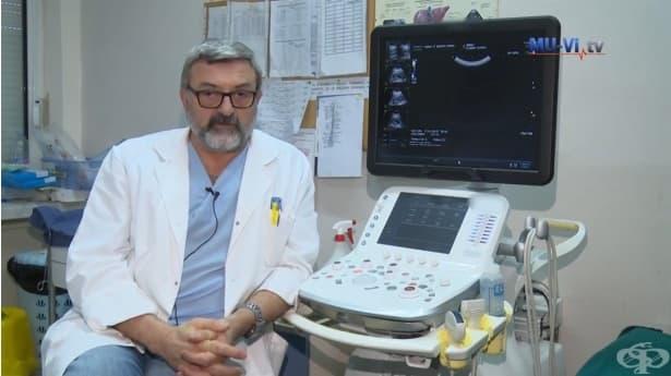 Проф. д-р Боян Балев - Добрата диагностика е половин лечение - изображение