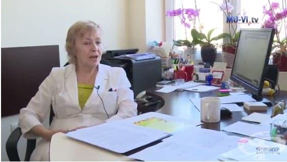 Хемофилията - интервю с доцент д-р Валерия Калева - изображение