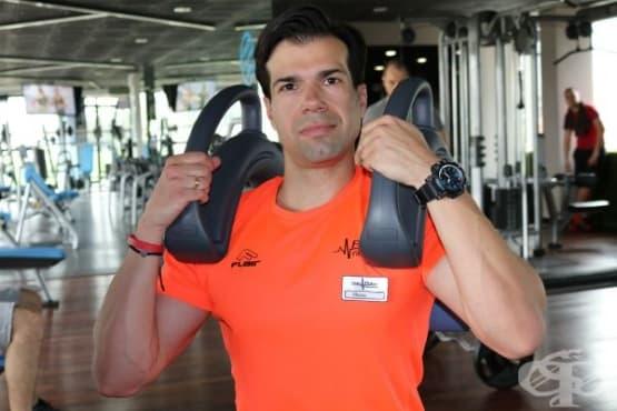 Топ упражнения за плочки на корема от Иван Бакларов, фитнес-треньор - изображение
