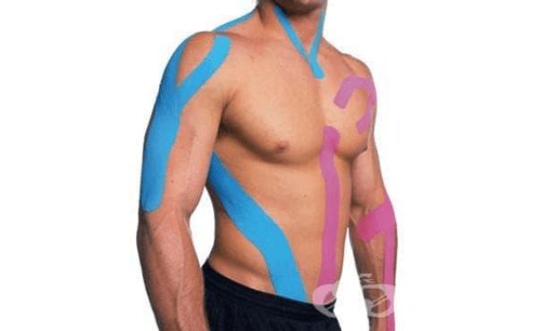 Кинезиотейпинг - нестандартно лечение на болки в гърба и кръста - изображение