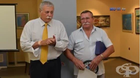 Учителят Лавренти Силов - пионерът на водното спасяване в България - изображение
