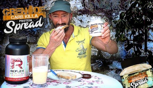 Протеинов шоколад за закуска - една добра идея, твърди Mr.3Hours - изображение