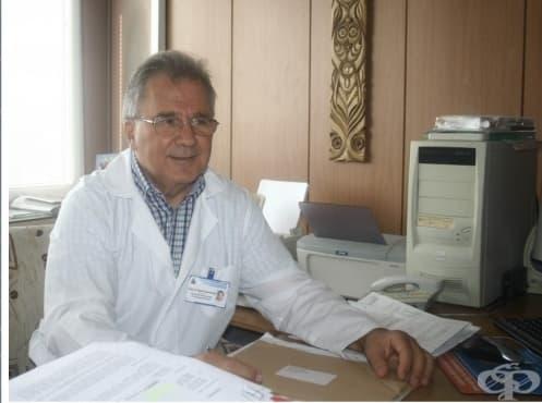 Проф. д-р Искрен Коцев - Интервю по повод Световния ден на хепатита - 2019 - изображение