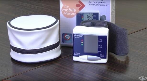 """Презентация на апарати за кръвно налягане """"Визомат"""" - изображение"""