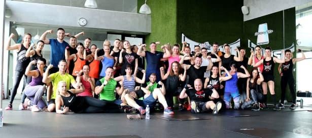 Pulse Fitness & Spa Bulgaria проведе мастър клас по Tapout - пролет 2019 - изображение