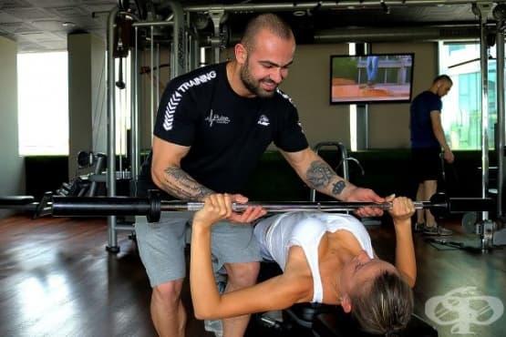 Тренировка за гърди - пренебрегваната дамска мускулна група - изображение