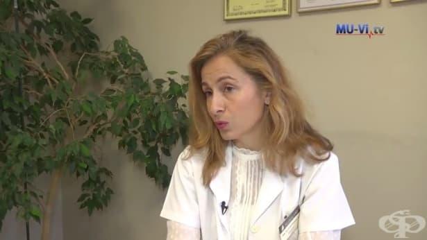 Интервю с доцент Дарина Найденова  - Килограми в повече - изображение