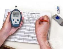 Контрол при захарен диабет